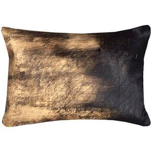 Fez Black 14 x 20 In. Decorative Pillow