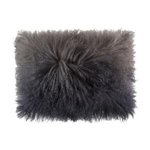 Luna Grey 14 x 20 In. Decorative Pillow