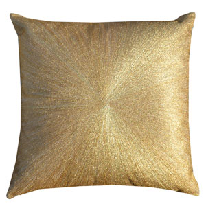 Nimbus Gold 20 In. Decorative Pillow