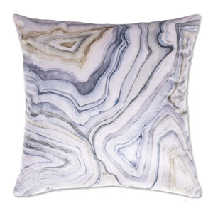 Opal Multicolor 22 In. Decorative Pillow