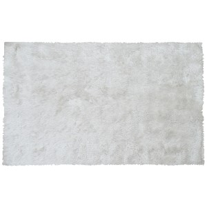 Sensual Ivory Rectangular: 7 Ft. 6 In. x 9 Ft. 6 In. Rug