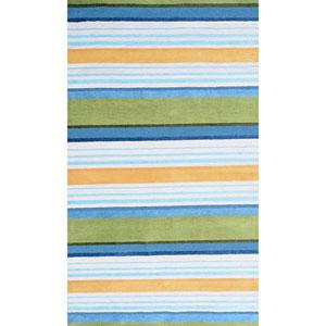 Jitney Multicolor Rectangular: 5 Ft. x 7 Ft. 6-inch Area Rug