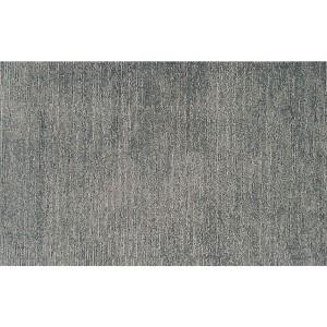 Stripes Blue and Ivory Rectangular: 5 Ft. x 8 Ft. Rug