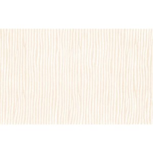 Wavy Off-White Rectangular: 5 Ft. x 8 Ft. Rug