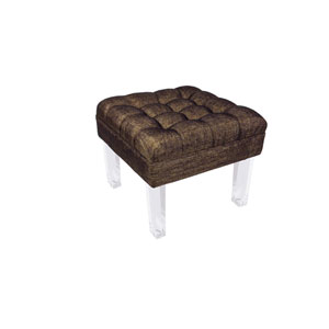 Monaco Brown Stool
