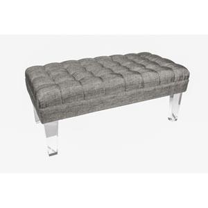 Montecarlo Silver Bench
