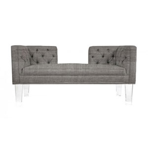 Provence Silver Sofa