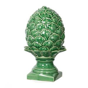 Helsa Vintage Green Blooming Artichoke