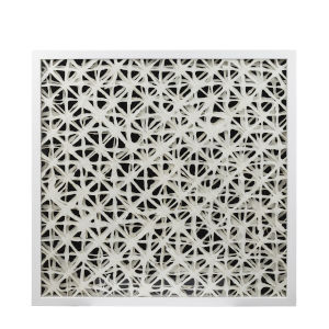 Black and White Cotoure Wall Art