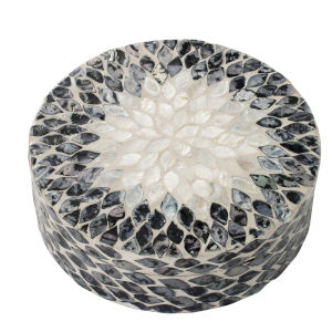 Pearl Black Decorative Box