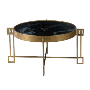 Weathered Gold Coffee Table