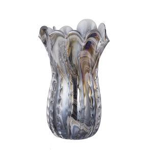 Svirla Gray Vase