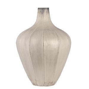 Golden Pearl Round Vase