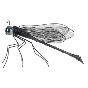 Black Dragonfly Figurine
