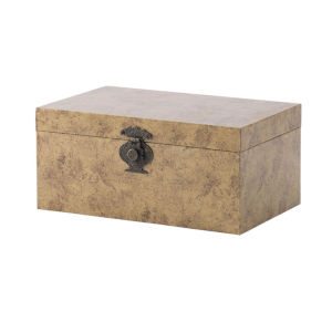Brown Decorative Box ,Set of 3