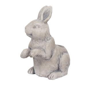 Manon Cement Rabbit Planter