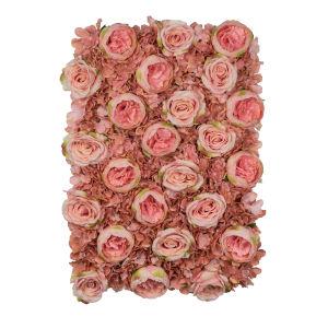 Peach Peony, Hydrangea, and Rose Mix Spread