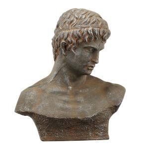 BrownAtticus Bust Figurine