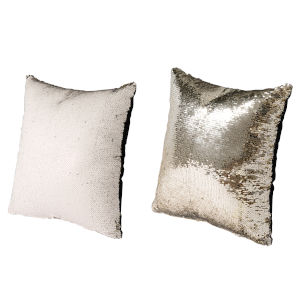 Champagne 16-Inch Accent Pillow ,Set of 2