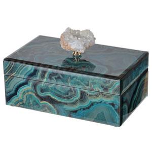 Medium Bethany Marbled Box