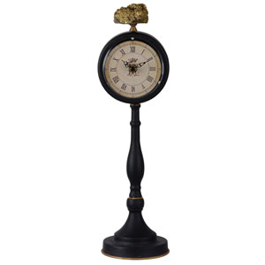Medium Lavonia Pedestal Table Clock