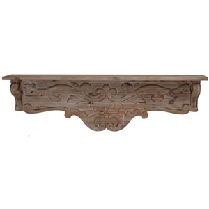 Thayne Crafted Wall Shelf