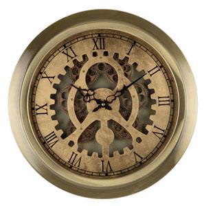 Ignacio Classic Round Wall Clock