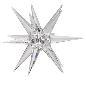 Crystal Star Decor