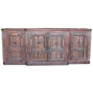 Brown Buffet Cabinet