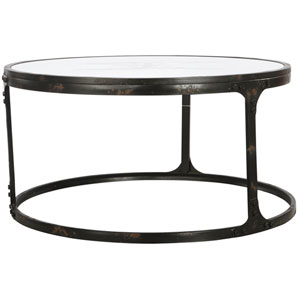 Florence de Dampierre by AB Home Black Cocktail Table