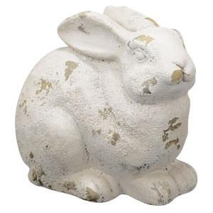 Florence de Dampierre by AB Home Antique White Rabbit