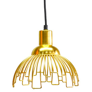 Florence Gold Showers Pendant Light