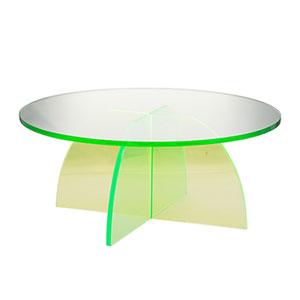 Callie Green Coffee Table