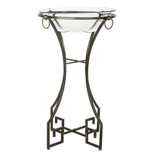 kathy ireland designs Brown Plant Stand