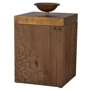 Tall Kayden Square Decorative Box