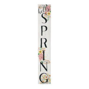Multicolor Spring Wall Decor