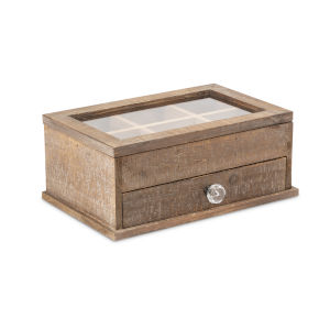 TY Bluebird Brown Keepsake Box
