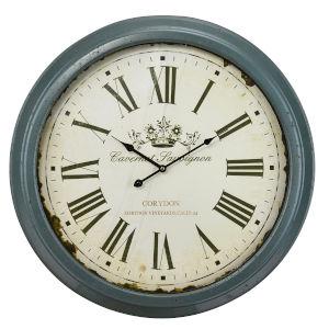 Crowne Blue Wall Clock