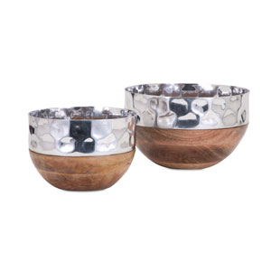 Persimmon Serving Bowls
