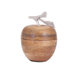 Persimmon Apple Container