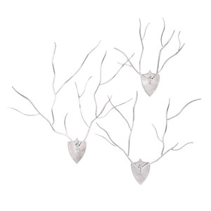 New Frontier Wall Antlers, Set of 3