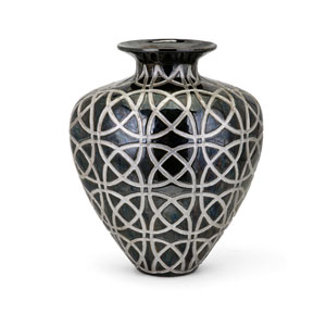 New Frontier Cheval Small Earthenware Vase