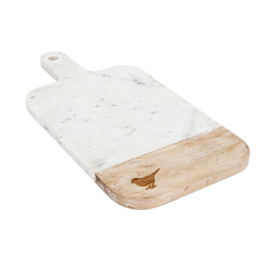 Songbird Marble Cutting Board