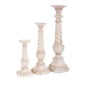 Brannon Candleholders , Set of 3