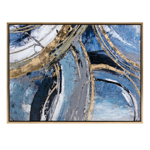 Ruka Framed Wall Decor