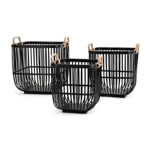 Rit Baskets, Set of 3