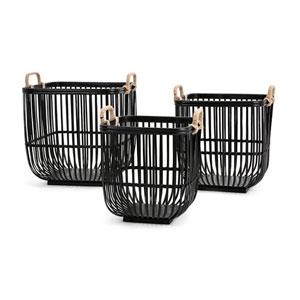 Rit Baskets, Set of 3