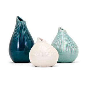 Stein Vases, Set of 3