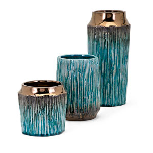 Brenton Vases, Set of 3