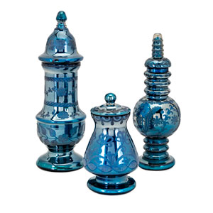 Miyu Lidded Containers, Set of 3